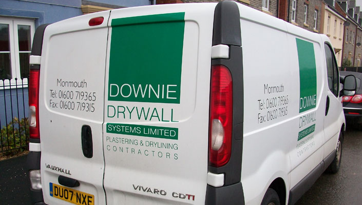 Downie Drylining South Wales